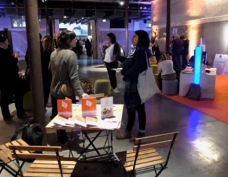 Le vendredi 21 février, Habitats des possibles était au Centquatre-Paris pour la 3ème édition des Rencontres Solidaires de la Fondation Cognac Jay.